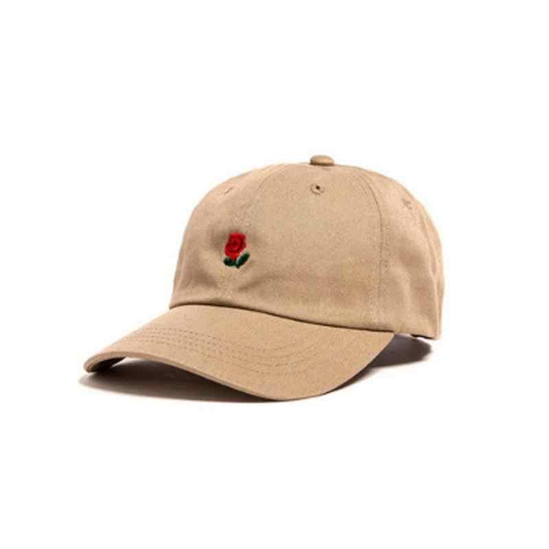 00604427446 ... BTLIGE Women Men Hundreds Dad Hat Flower Rose Embroidered Curved Brim  Baseball Cap Visor Hat Clothing ...