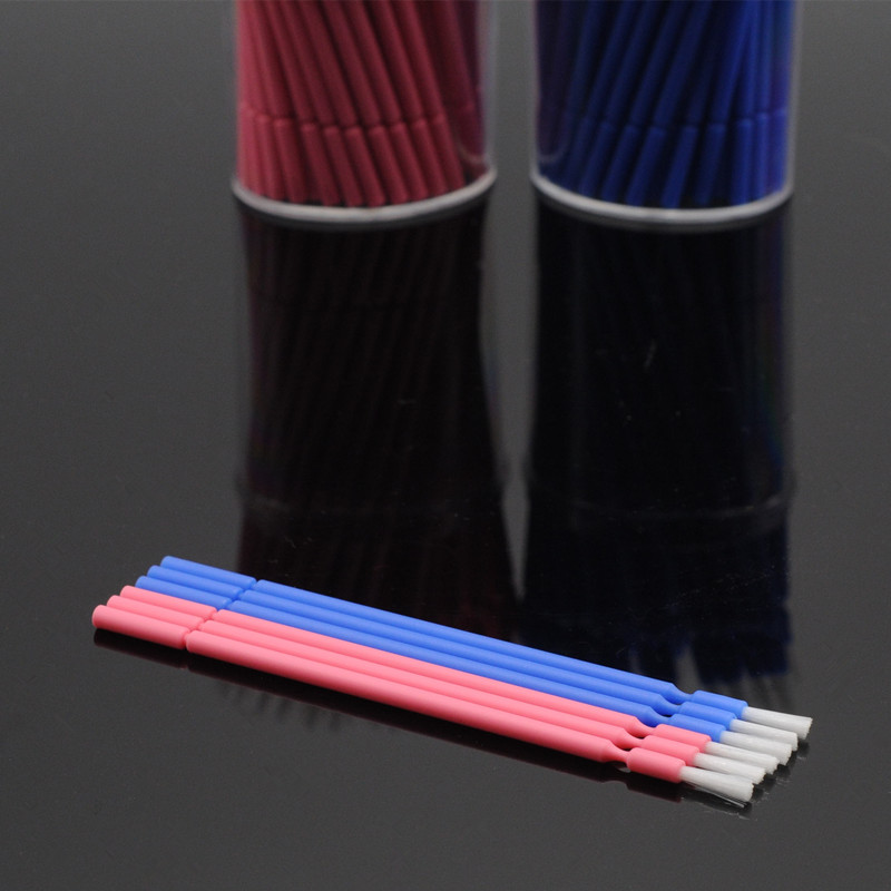 Dentistry Clinic 100PCS Disposable Micro Applicators Brushes Teeth Cleaning Brush With Box