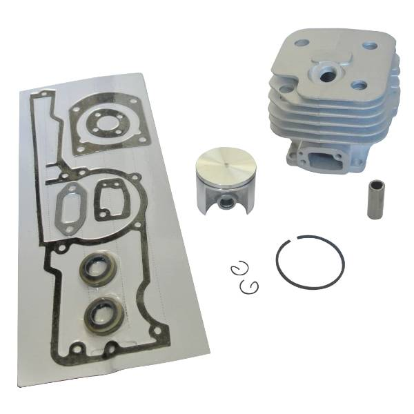 50mm Cylinder Piston Gasket Kit Set W/ Oil Seal For 268 268XP Chainsaw ac delco 251 663 gasket w pmp