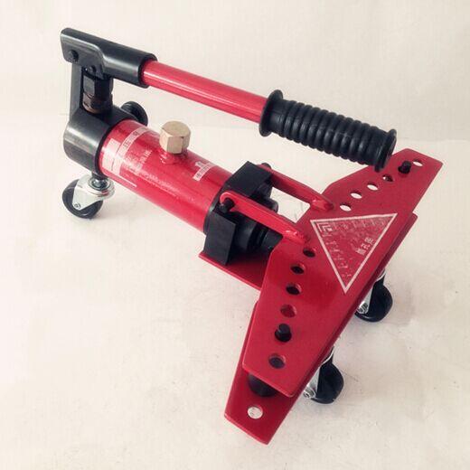 Hydraulic Pipe Bender Manual Bending Tool For 1-inch 13-34mm Steel Pipe Bending Machine ...