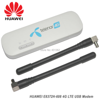 Wholesale 150Mbps HUAWEI E8372 E8372H 608 4G LTE Mobile WiFi Hotspot USB Modem Support LTE FDD B1 B3 B5 B7 B28