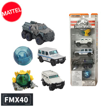 Original Matchbox Car Toys 1:64 Jurassic World Limited Edition Cars Diecast Vehicle Alloy Race Model trackset boys toys