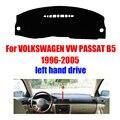 Car dashboard covers mat For VOLKSWAGEN VW PASSAT B5 1996-2005 left hand drive dashmat pad dash cover auto accessories