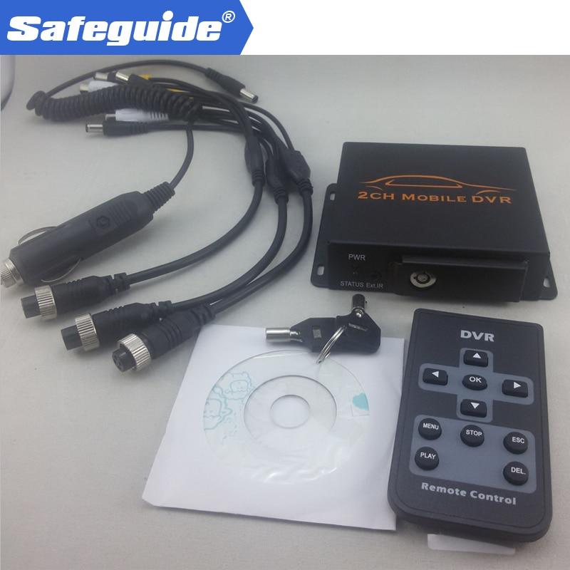 Mini Security CCTV 2CH DVR Realtime SD 128GB Card Recording Mobile Bus Vehicle Truck Car DVR Recorder System 2ch Audio with Lock 4pcs per lot 2ch mini vehicle car video recorder car bus mobile car video dvr i o alarm max upto 128gb sd card