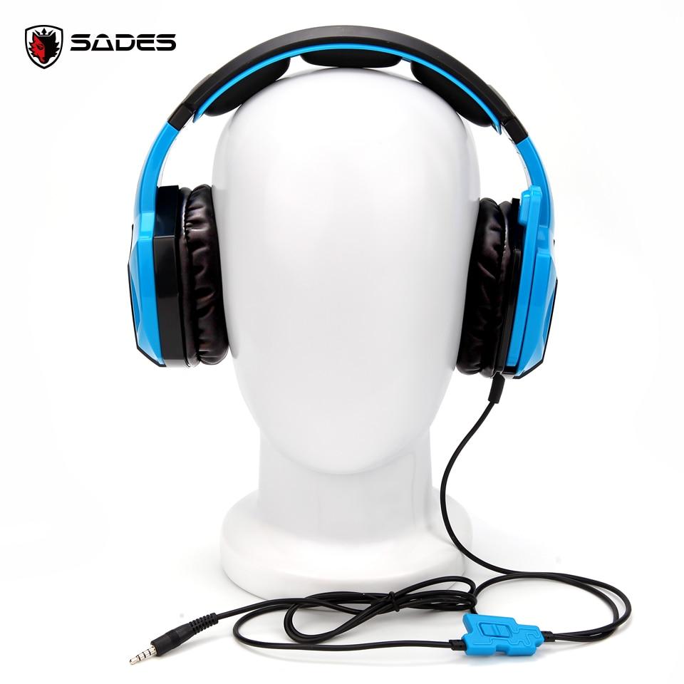 Originaal SADES SA-920 mitme platvormi kõrvaklappide kõrvaklapid - Kaasaskantav audio ja video - Foto 4