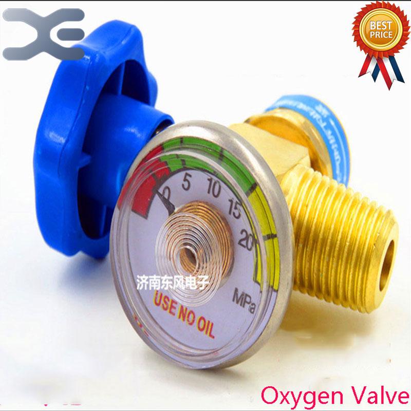 1Pcs Portable Miniature Oxygen Decompression Valve Refrigerator Parts Repair Tools oxygen rhma 02