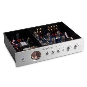 Image 3 - Nobsound Latest High End Vacuum 12AT7 12AU7 Tube Pre Amplifier Stereo Hi Fi Desktop Audio Preamp