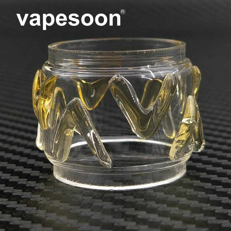Vapesoon 拡張パイレックスガラスチューブ SMOK ため TFV8 ビッグベビータンク/RBA コイルアトマイザーようスティック V8 キット