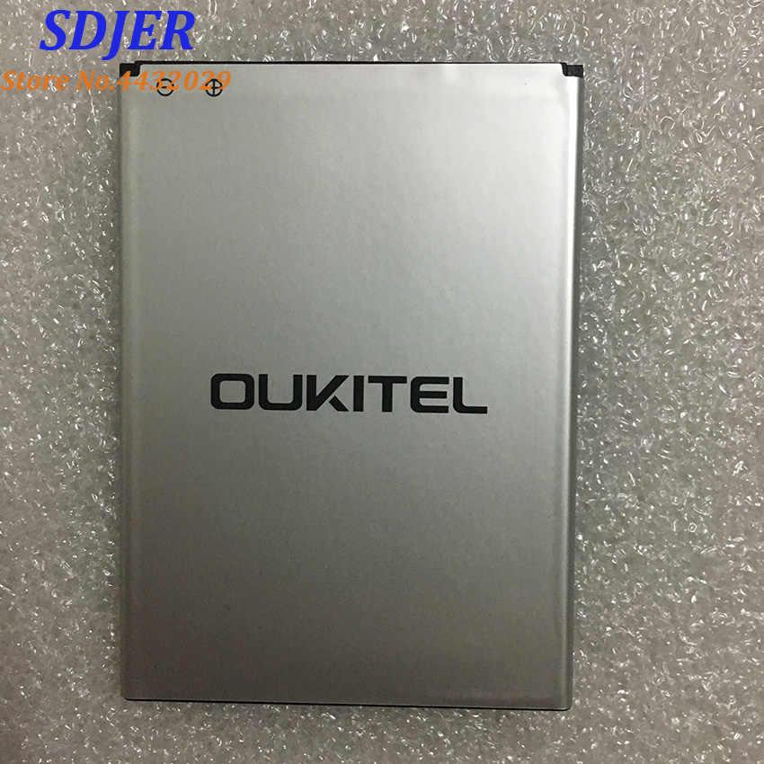100% Baterai Baru untuk Oukitel C5 2000Mah Khusus Baterai Cadangan untuk Oukitel C5 PRO Ponsel