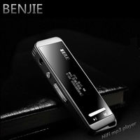 Mini Portable BENJIE N9000 Real 8GB Lossless HiFi Sport MP3 Music Player High Sound Quality All