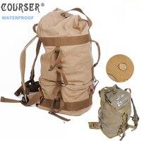 COURSER Large Capacity Camera Outdoor Backpacks Camera Protection Bag Canvas Camera Bag Backpack 28 28 78cm