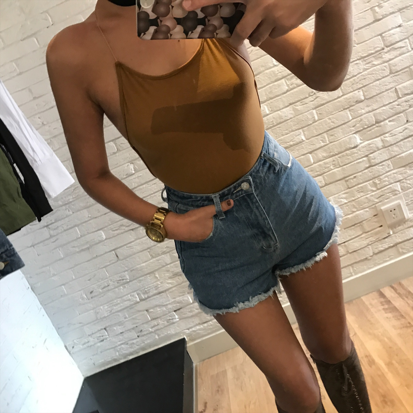 Tank Top Women Real Cotton Camis Oodji 2018 Summer Hot Sexy Halter Cross Straps Fine Rubber Band For Onesies Camisole Woman