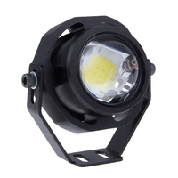 HIgh Quality 2PCS Led Car Fog Lamp Super Bright 1000LM Waterproof DRL Eagle Eye Light External