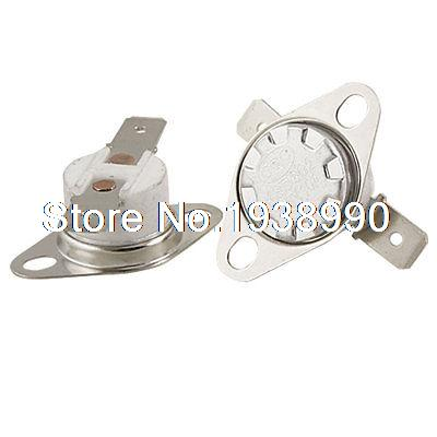 где купить  5 x KSD302 Thermostat Temperature Control Switch 200 Celsius NC  дешево