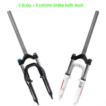 20 inch-406 BMX Folding Bikes B Column Brake Damping Shock Absorbers bicycle Front Fork Ultra long Head Post Parts 1pcs - DISCOUNT ITEM  50% OFF Sports & Entertainment