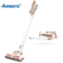 пылесос  беспроводной вертикальный пылесос для дома ,Airmate HX07  Циклон фильтр 9000 Pa сильный всасыватель  Переносной 2 в 1