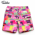 Taddlee Brand Mens Casual Beach Board Shorts Boxers Trunks Man Bottoms Swimwear Swimsuits Quick Dry Cargos Man Jogger Bermudas