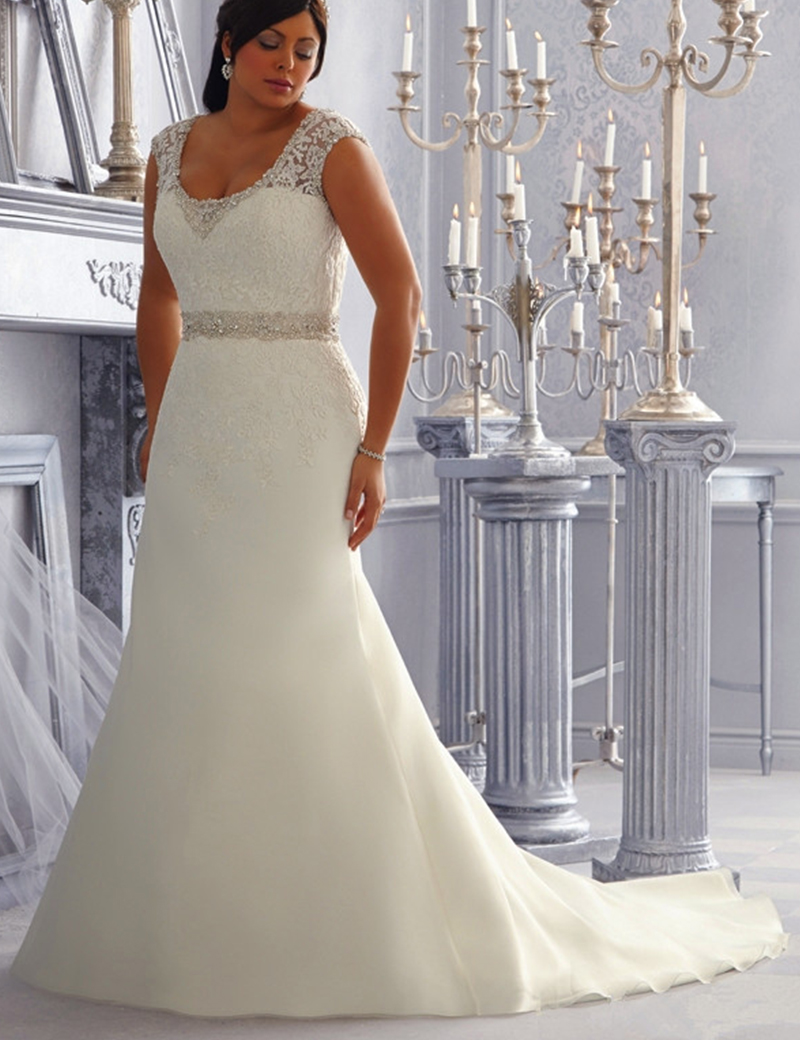 Online buy wholesale wedding online store from china for Sexy plus size wedding dresses