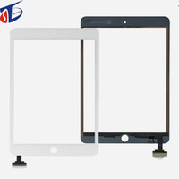 OEM Black White For IPad 5 Air1 Touch Screen Digitizer Panel Front Glass Replacement