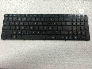 Новая клавиатура для ASUS X53 N71 N73 S N73 J X55A X55C X55U X55VD X75A X75SV X75VB X75VC US с рамкой