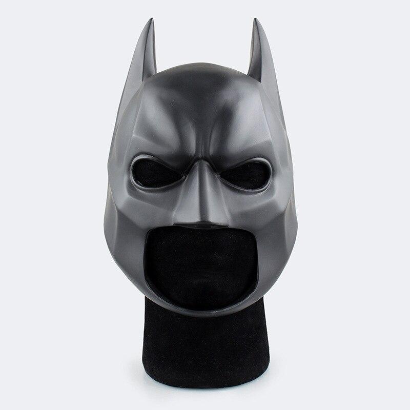 Вечерние маска Мстителей на заре справедливости Dark Knight Rises Batman маска супер героев фигурку Модель ПВХ вечерние детские игрушки ...
