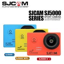 Original SJCAM SJ5000 Series SJ5000 & SJ5000 WiFi Action Sport Camera 1080P Full HD Waterproof Sport DV Helmet Camera vs go pro