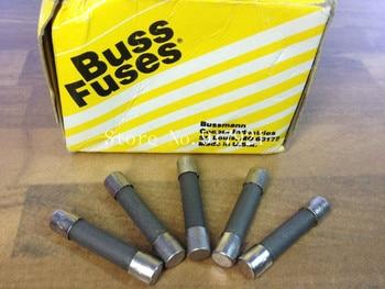 [ZOB] The United States Bussmann BUSS GBB 20A 6X30 6X32MM imported black ceramic fuse  --50PCS/LOT