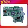 Для ASUS N53SV N53SM N53SN материнская плата Оригинальный ноутбук (mainboard) nvidia GT540M и 2 слотов ОПЕРАТИВНОЙ ПАМЯТИ Версия 2.2 1 ГБ бесплатная доставка