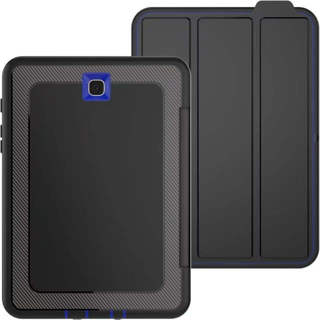 Original Magnetic Slim Leather Stand Samrt Case Tri-Fold Cover For Samsung Galaxy Tab S2 8.0