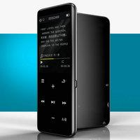 X5 MP4 Music Player Bluetooth MP3 Walkman HIFI Sports FM Radio Mini USB Video Portable Metal Player With Digital Voice Recorder