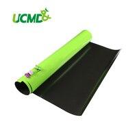 Flexible Fridge ferrous Whiteboard Waterproof Kids Drawing Message Green Board 100 x 60 cm x 0.6 mm