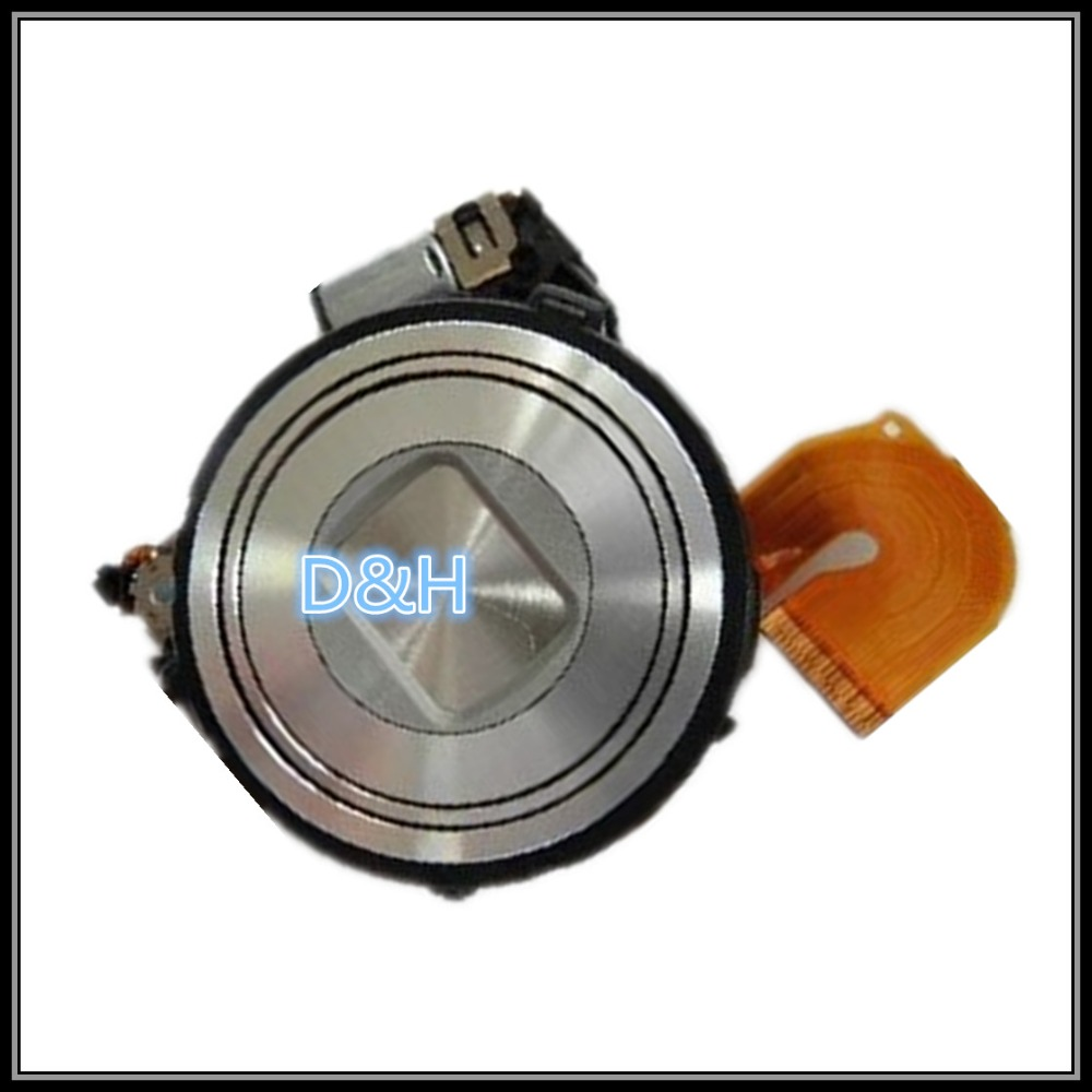 95% NEW Digital Camera Repair Parts for Sony DSC-<font><b>W730</b></font> DSC-WX60 DSC-WX80 <font><b>W730</b></font> WX60 WX80 Lens <font><b>Zoom</b></font> Unit Silver image