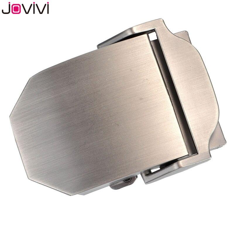 Jovivi Brand New Wholesale Mens Belt Buckles Military Automatic Adjustable Metal Buckle For Canvas Belt 1pc/5pcs/10pcs
