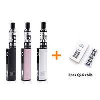 Original Justfog Q16 Starter Kit With 900mAh J Easy 9 Battery New Electronic Cigarette Vape Pen
