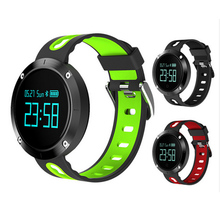 DM58 Bluetooth Heart Rate Smart Wristband with Blood Pressure Monitor Fitness Tracker Sports Band Relogio Smart Watch