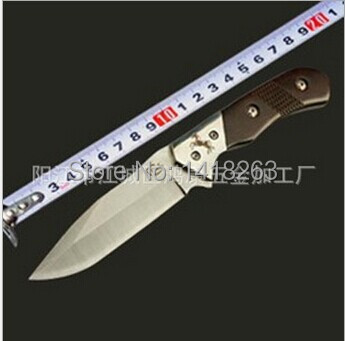 B57 Newest Hot Small straight Survival Camping font b Hunting b font font b knife b
