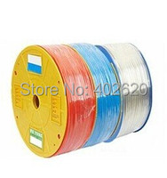 Free Shipping 180M 4mm OD 2.5mm ID Pneumatic PU Tube Hose PU04*2.5 one roll for free shipping