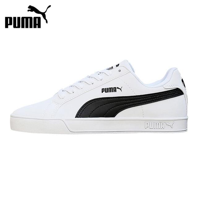 75a0c69f02ee07 Original New Arrival 2018 PUMA Smash Vulc Unisex Skateboarding Shoes  Sneakers