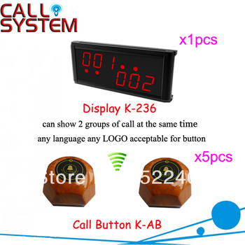 Nursing Home Calling System for quick service waterproof button and easy to be installed Hot sale Shipping Free