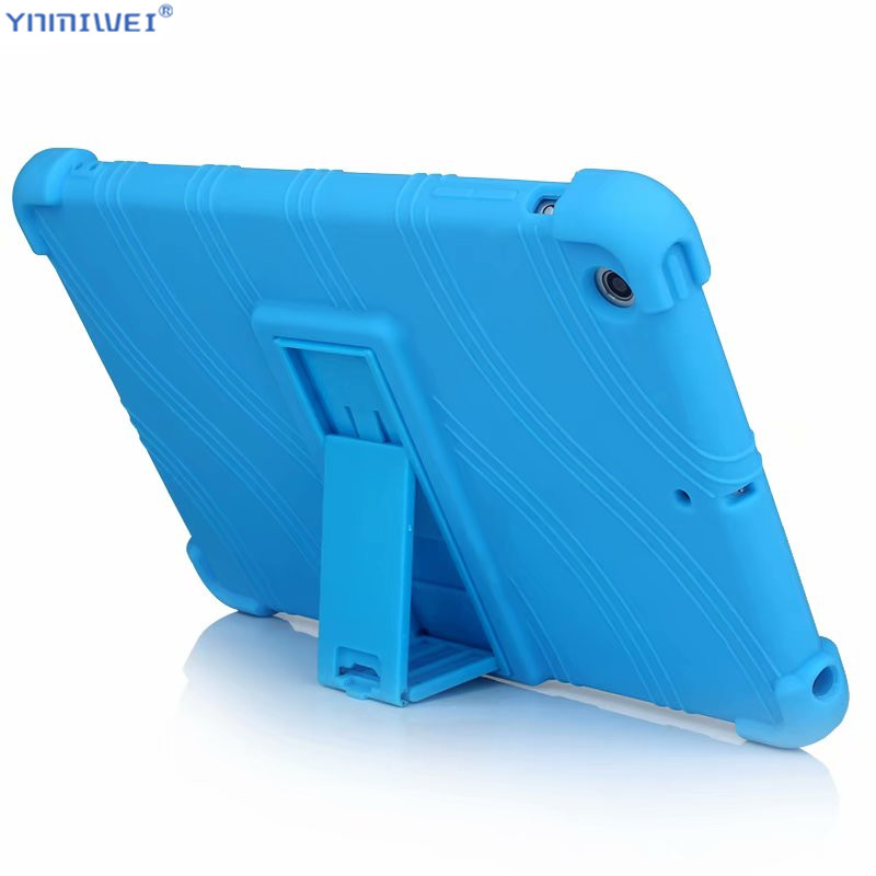 Silicon Cover For Apple IPad Mini 5 Case For Kids Shockproof For IPad Mini 4 3 2 1 Soft Funda Cases