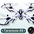 Drone jjrc tarantula x6 5.8 ghz con cámara hd de 5.0mp opcional 4ch rc quadcopter helicóptero quadcopter rtf fswb