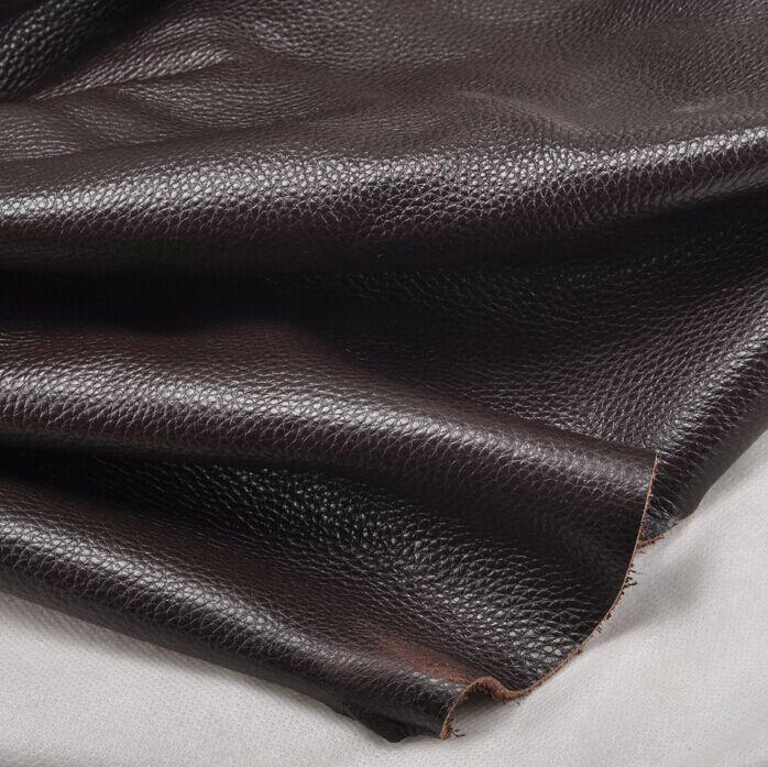 Café doux véritable lichi texture cuir de vache pièce entière