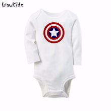 Iron Man Cotton Baby Boy Clothes Girl Baby Rompers Long Slee Baby Winter One Piece Jumpsuit Next Underwear Newborn Clothing