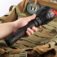 Convoy New L6 XHP70.2 4300lm 5000mAh Powerful Long Strong LED Flashlight High Lumen 26650 Portable LED Torch for Camping Hunting