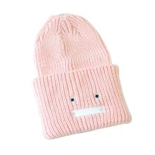 995796ed15e Trendy Chic Knitting Slouchy Baggy Winter Hat Unisex Hat cute solid winter  keep warm women s outdoor