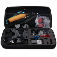 Gopro Case Camera Video Bags With Biggest Size 32cm X 21cm X 7cm For Gopro Accessories