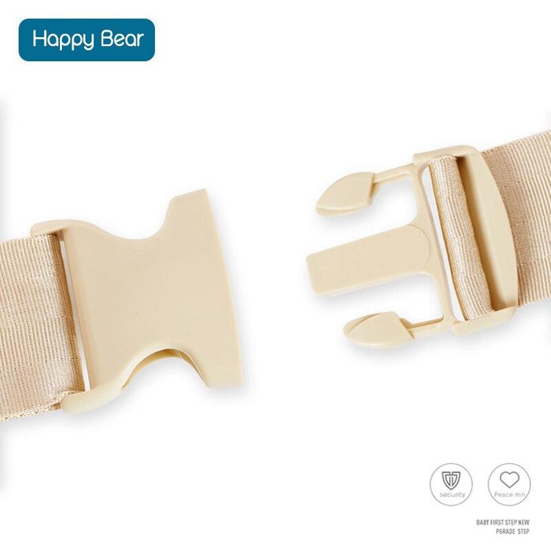 HappyBear Baby Carrier Mesh Design Oddychający kangury Plecak - Aktywność i sprzęt dla dzieci - Zdjęcie 6