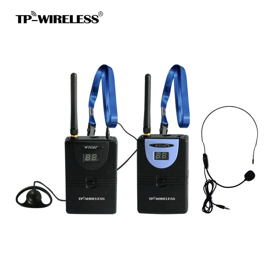 Sistem Panduan Wisata TP-WIRELESS untuk Pengajaran, Perjalanan, - Audio dan video portabel - Foto 5