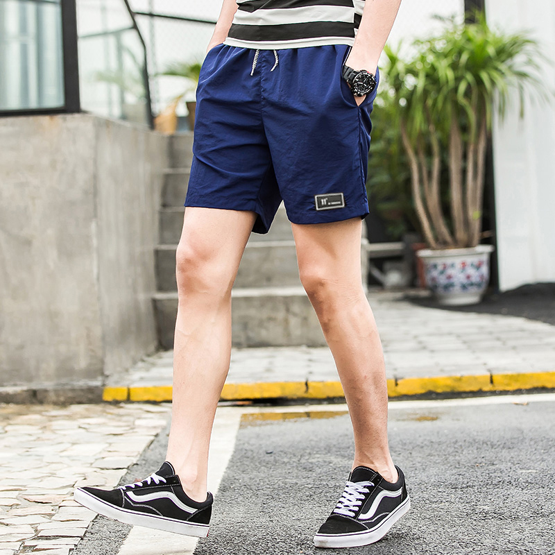 Fashion Beach Shorts Male Casual Compression Board Shorts Mens Jogge Shorts Men Plus Siz ...