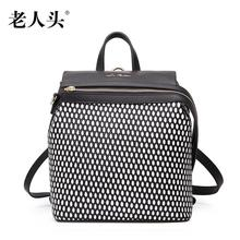 LAORENTOU high quality luxury fashion brand 2016 new shoulder bag leather bag counter genuine, well-known brands of women